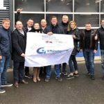 Победители и призеры посетили офис JP Group в Дании