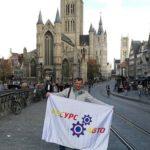 «Лучший руководитель» посетил Бельгию и производственный центр GATES